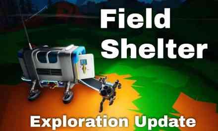 Field Shelter!   Astroneer Exploration Update