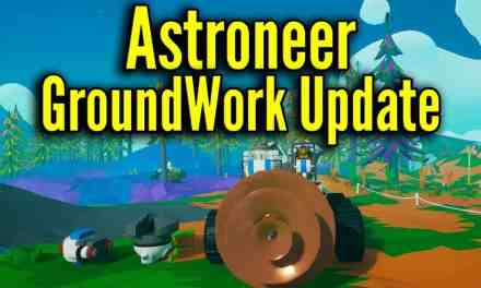 Paver, Medium Canister, Horns & More | Astroneer Groundwork Update