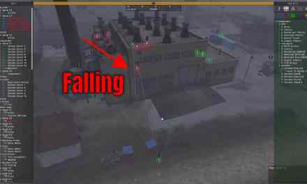 Soldier Falls While Under Attack By Zombies – Arma 3