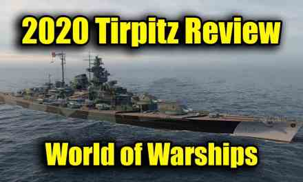 2020 Tirpitz Review – You Need It!   World Of Warships