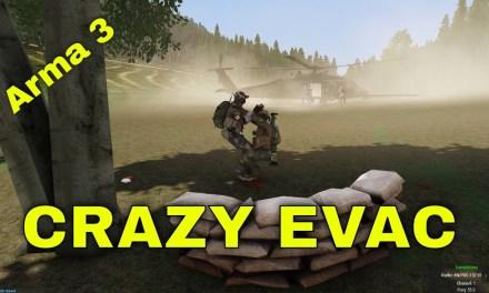 A Crazy Night | Arma 3 | 5.13.2020