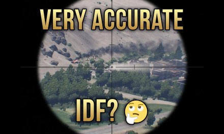 Very Accurate IDF or Nah? – Arma 3 Training Highlights