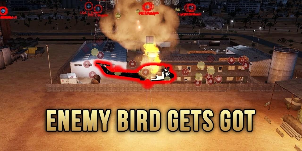 Someone Got That Bird – Arma 3 Highlights