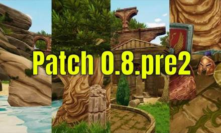 Exciting Golf It Patch 0.8.pre2