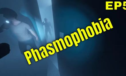 Playing With A Scaredy Cat – Phasmophobia – EP5