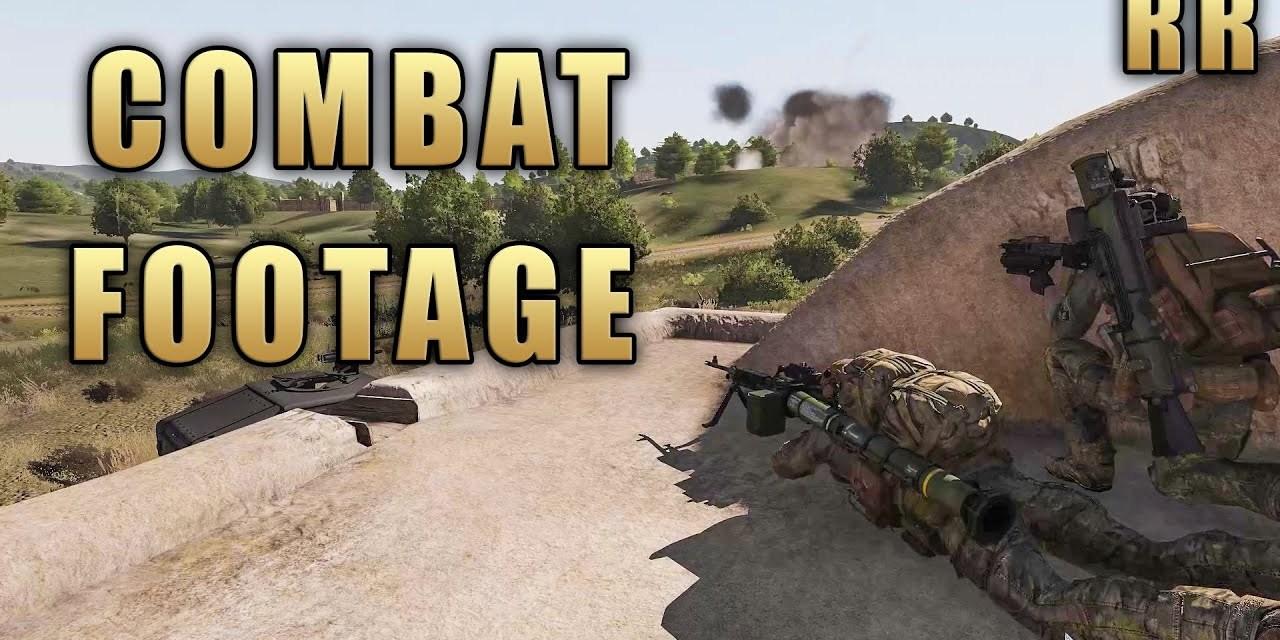 Arma 3 Combat Footage 12.22.2020