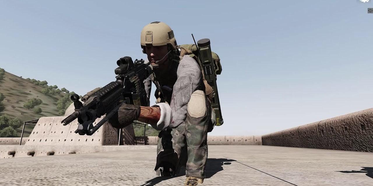 Capturing HVT Gunner – Arma 3 Highlights