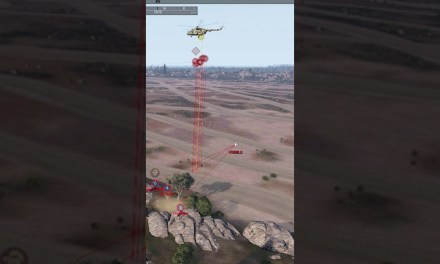 #Shorts Enemy Soldier Jump To Early – Arma 3 Funny