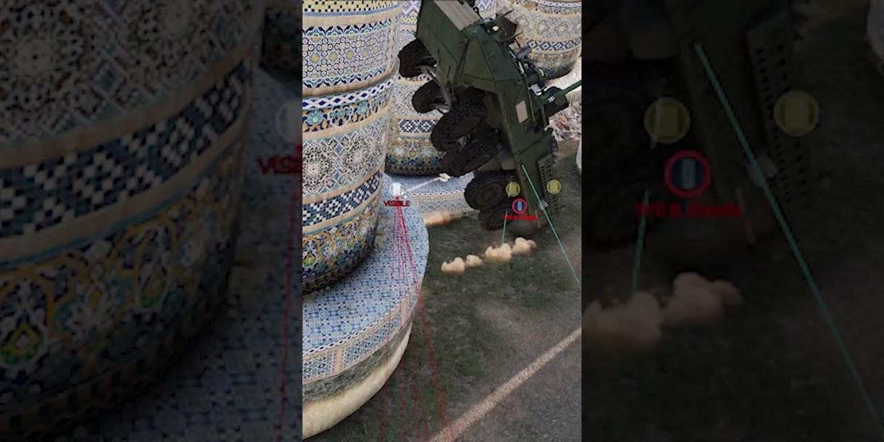 #Shorts Stryker Vs Zeus – Arma 3 Funny
