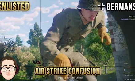 Airstrike Confusion | Germans | Enlisted №3