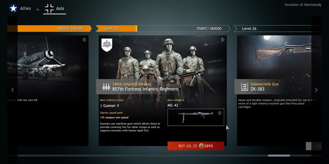 Lets Get It – Enlisted – Live Stream