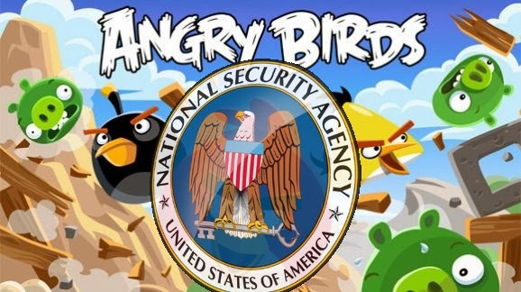 NSA Angry Birds Help the Government Spy on Your Intimate Details