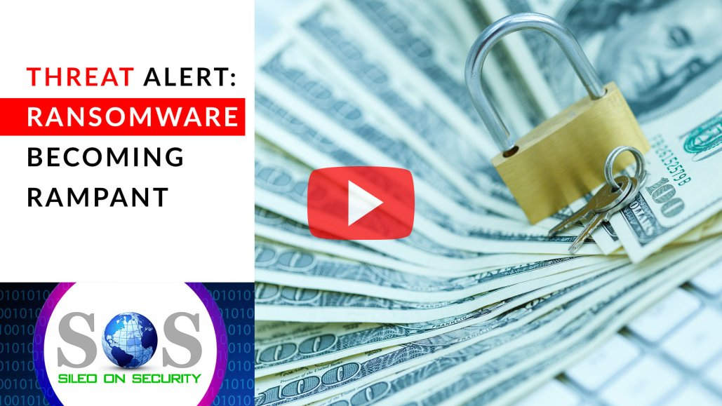 Threat Alert: Ransomware Becoming Rampant