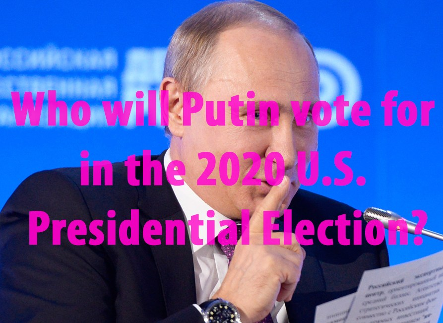 Russian Election Interference Coming to Your Vote in 2020