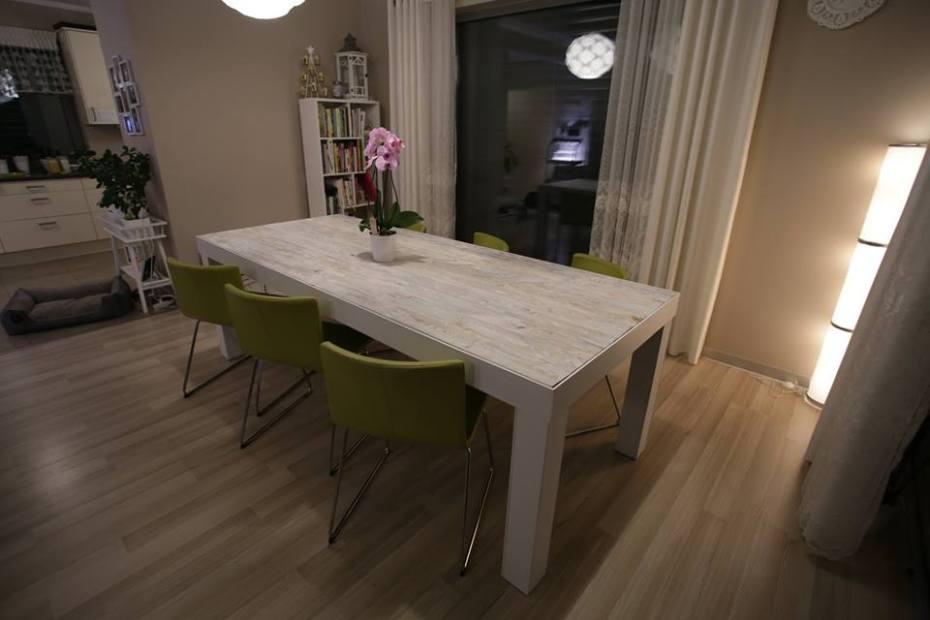 Stół FAT White