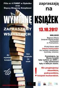 Wymiana Książkowa w Rybniku @ ul. Przemysłowa 17 | Rybnik | śląskie | Polska