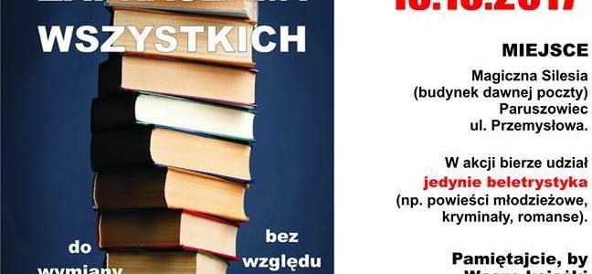 Wymiana Książkowa w Rybniku