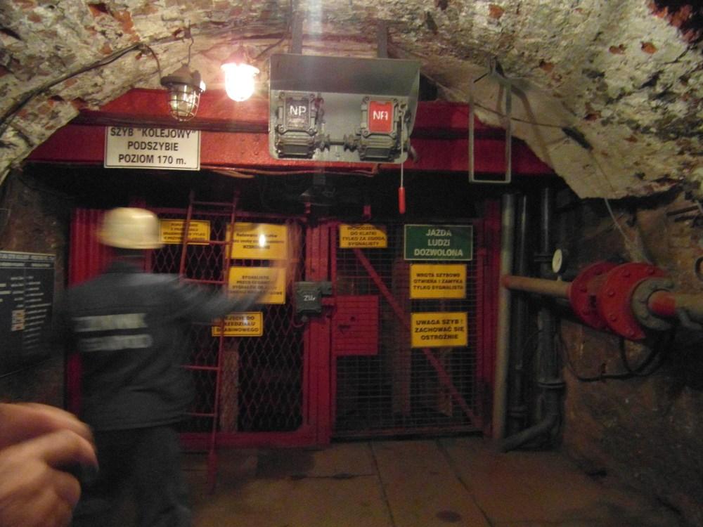 Coal mine in Zabrze. Mine - an attribute of Silesia (2/6)