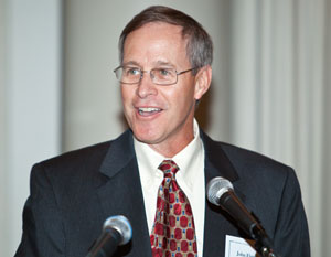 Dr. John Elstrott is retiring from Tulane University after 25 years of service.