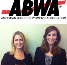 Charlotte Patrowski, Formation Chair (left) and Rachel Nunez, Formation Co-Chair.