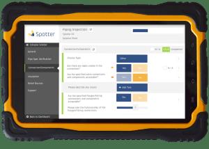 Spotter Inspection App