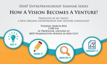 SNAP Entrepreneurship Seminar