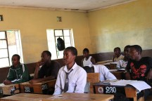 Equator boys High school students eager to learn
