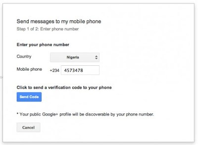 Now receive your Gmails in SMS format on your Mobile