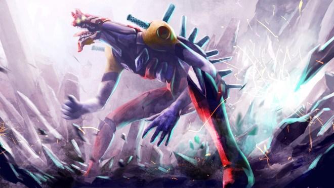 Evangelion Eva-02 Beast Mode