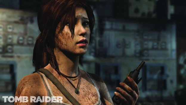 """Tomb Raider"" for Free This Month for PlayStation Plus Members"