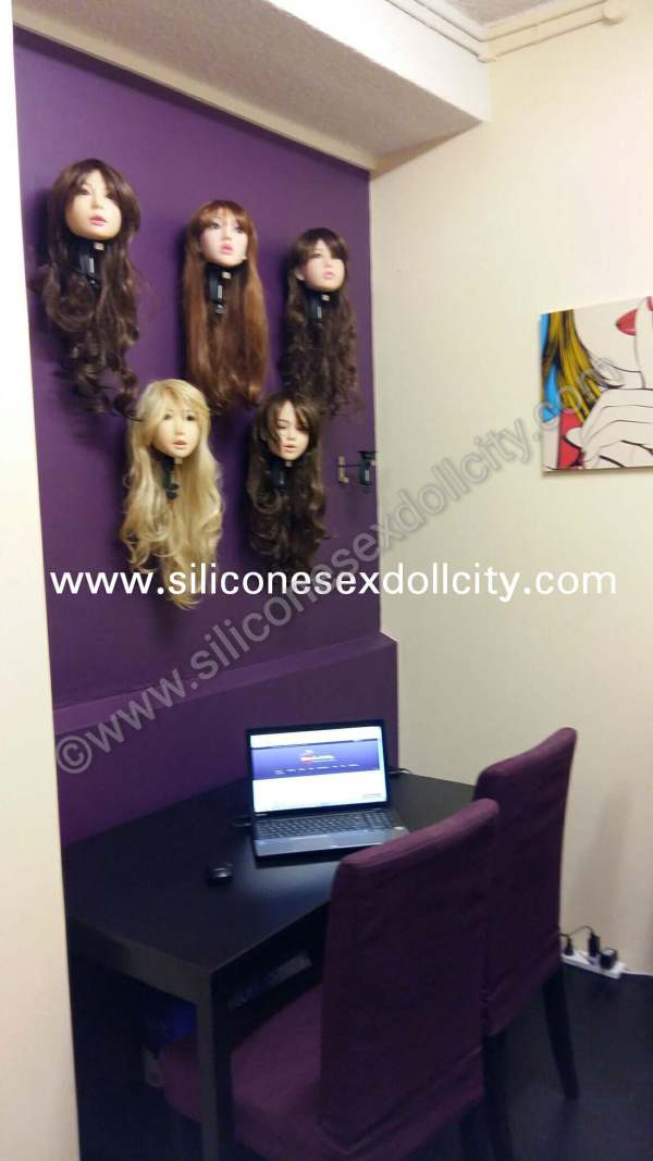 silicone sex doll city