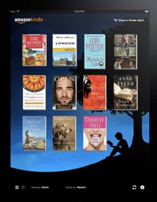 Kindle for iPad