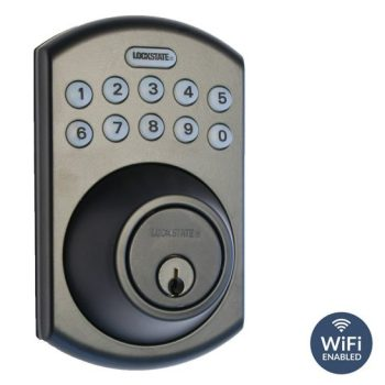Remote Lock 5i B Rubbed Bronze