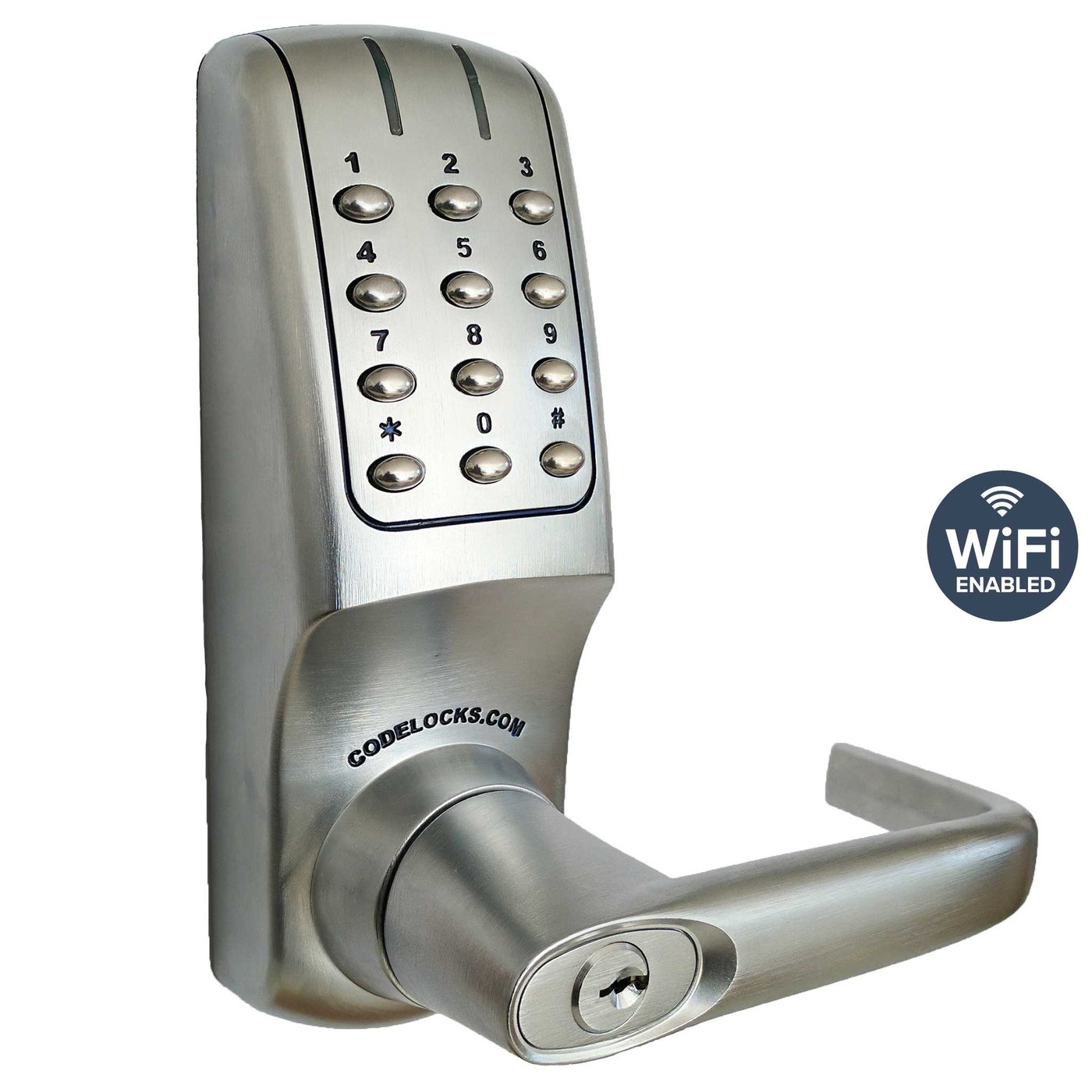 Wifi Door Lock Lockstate Remotelock 7i Siliconhaven
