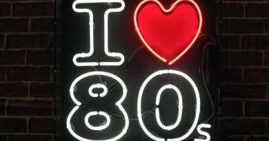 FP I love the 1980s
