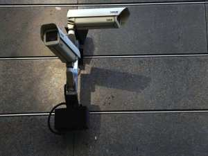FP security camera