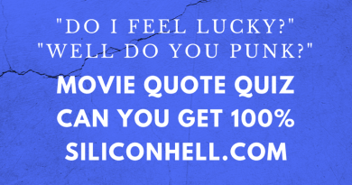 SH Movie Quote Quiz