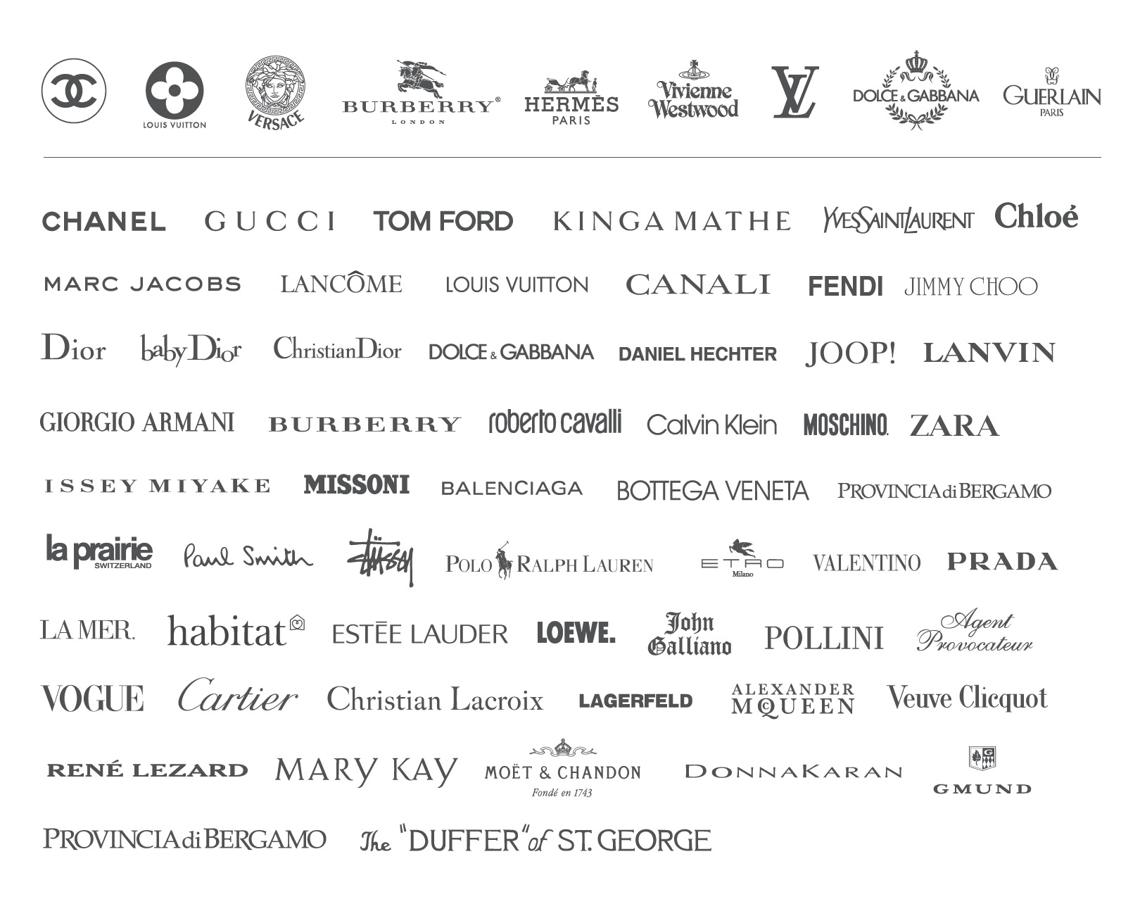 Luxury Brands