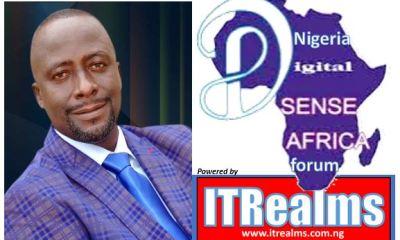 NCS President to Chair 2021 DigitalSENSE Forum on Internet Governance, SiliconNigeria