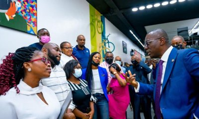 Lagos State Promises to Build West Africa's Largest Tech Hub in Yaba, SiliconNigeria