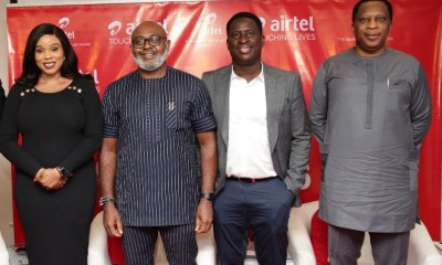 Airtel Reaffirms Commitment to Building Communities as 'Touching Lives Season 6' Kicks OPff, SiliconNigeria