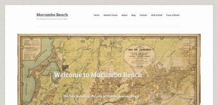 Sites of Silicon Palms - Macumba Beach