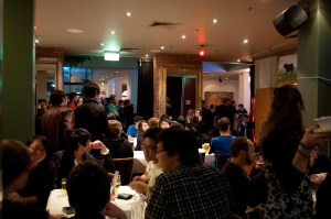 This is BarCraft Melbourne!