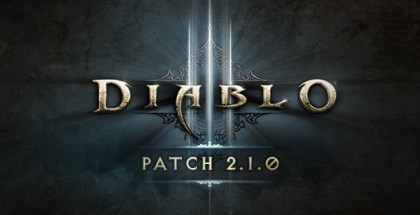 Diablo 3 Patch 2.1.0