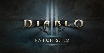 Diablo 3 Patch 2.1.0