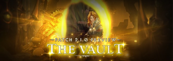 Diablo 3 Patch 2.1 The Vault