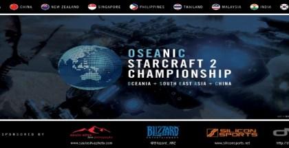 OSEAniC StarCraft 2 Championship