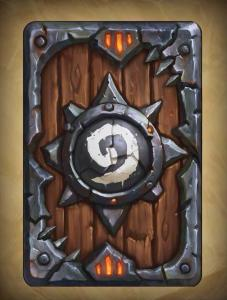Warlords of Draenor Hearthstone Card Back