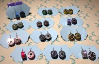 bobbin earrings