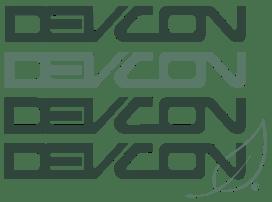 Devcon Green Leaf Logo (transparent)
